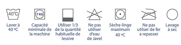 ANTI-ACARIENS, Couettes, Molaflex France